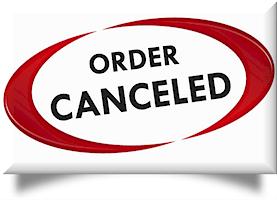 Order Canceled